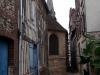 Gasse in Honfleur
