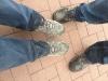 Schlick im Schuh